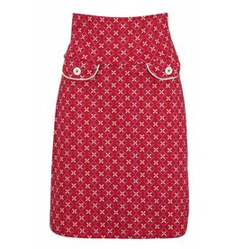 Tante Betsy Aunt Betsy retro skirt cross