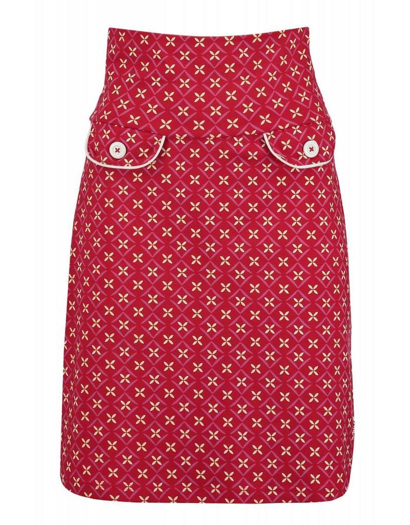 Tante Betsy Tante Betsy retro skirt cross
