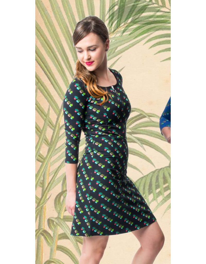 Tante Betsy Tante Betsy Cactus diaz dress