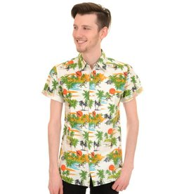 Run & Fly Dino Hawaii shirt