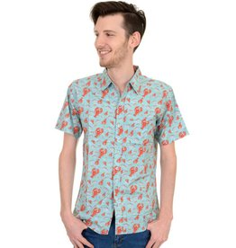 Run & Fly Lobster shirt short sleeves