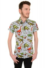 Run & Fly Dino shirt short sleeves