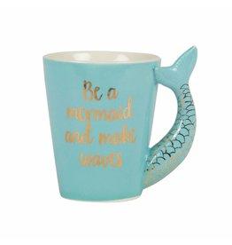 Sass & Belle Be a Mermaid Mug