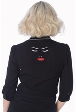 Banned Model face blouse