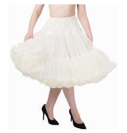 "Banned Banned Petticoat 27"" ivory"