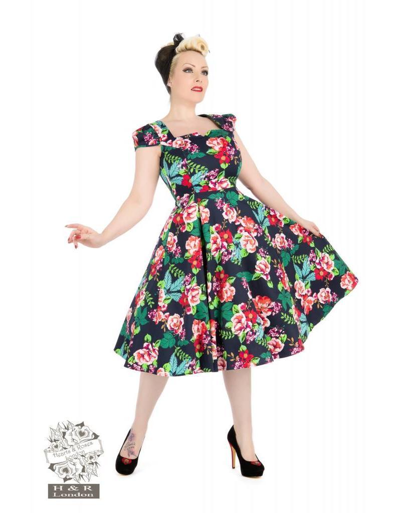 Hearts & Roses Lucille Tea Dress