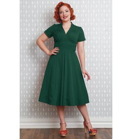 Miss Candyfloss Elena-Gia dress Emerald