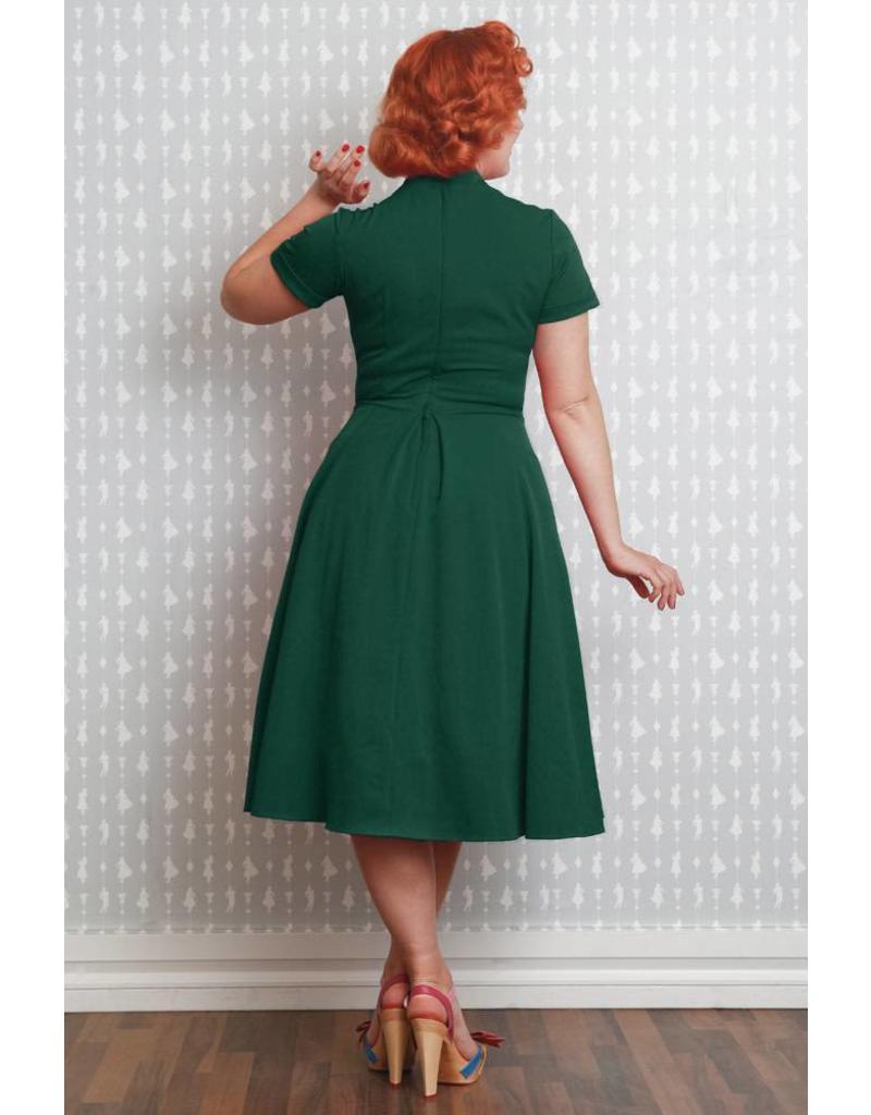 Miss Candyfloss Elena-Gia dress Emerald