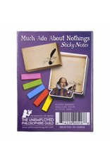The unemployed philosophers guild Shakespeare sticky notes