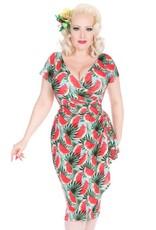 Elsie Dress - Water Melon