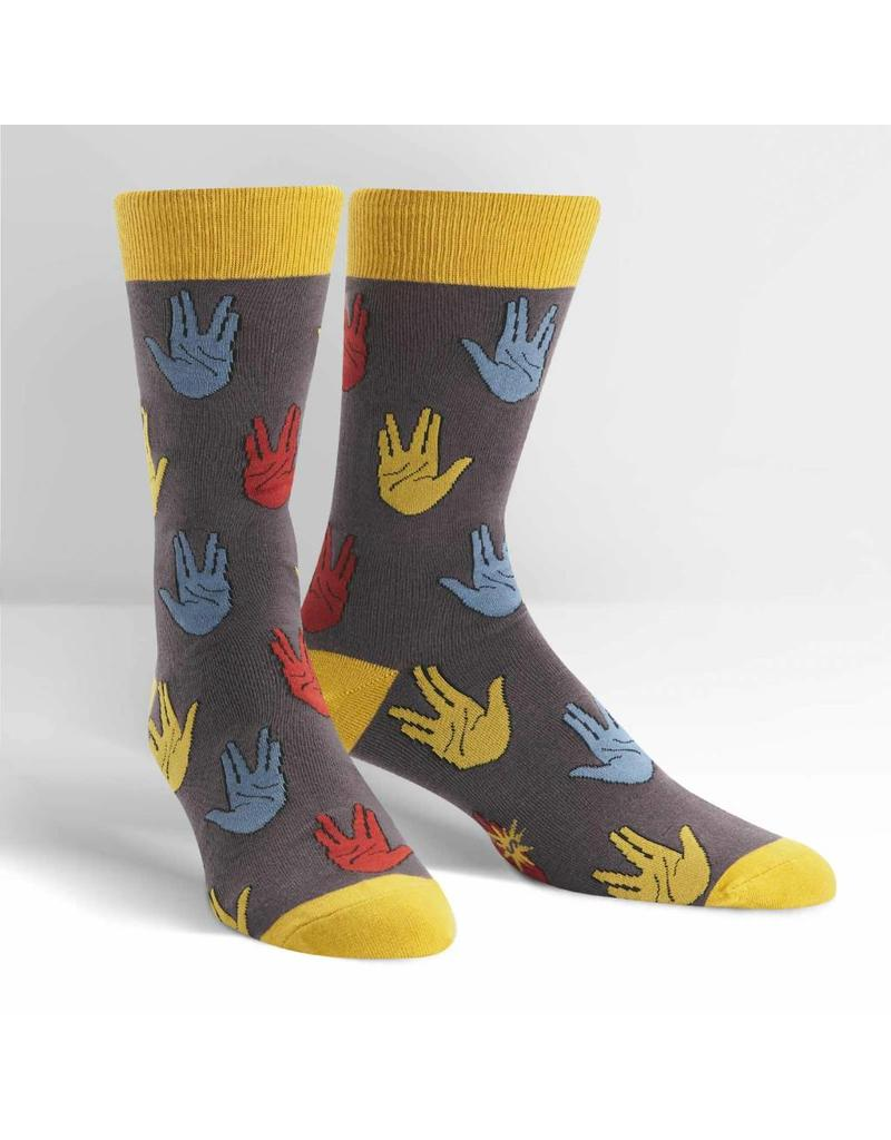 Sock it to me Sock it to me - Salutations