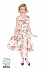 Hearts & Roses Vintage Paradise Swing Dress