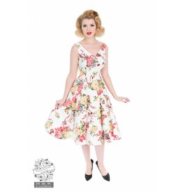 Hearts & Roses Vintage Paradise Swing Dress
