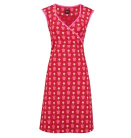 Tante Betsy Summer Cross Daisy dress