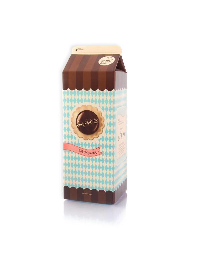 Hot Chocolate Chocolaticas Pineapple