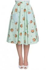 Hell Bunny Foxy Skirt