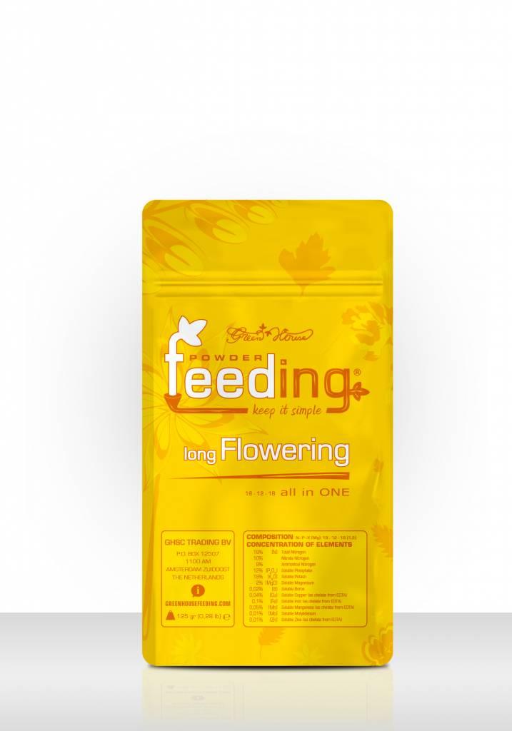Greenhouse Feeding Greenhouse Feeding Powder Long Flowering 125 Gr. Päckchen