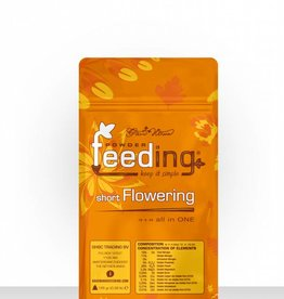 Greenhouse Feeding Greenhouse Feeding Powder short flowering 125 Gr. Päckchen