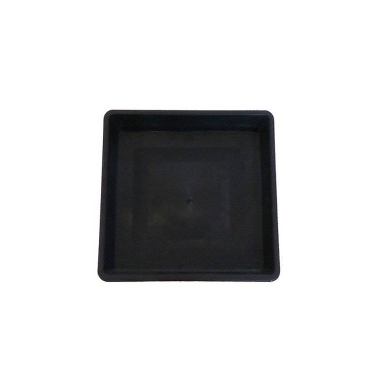 Untersetzer quadratisch aus Kunststoff 18 x18 cm