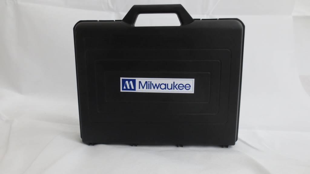 Milwaukee pH & EC Kofferset MW710