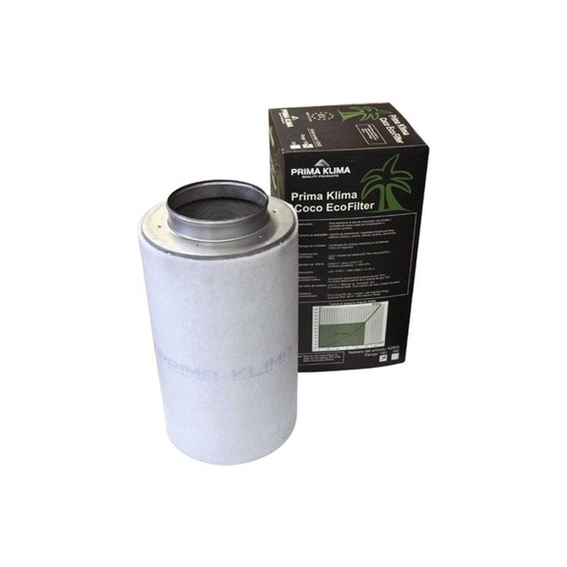Prima Klima ECO Edition Carbon Filter 170m³/h 100mm Flansch