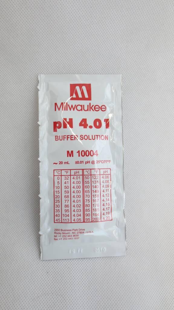 pH-Pufferlösung 4,01 - 20ml