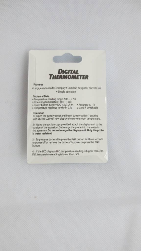 Digitaler Wasser Thermometer