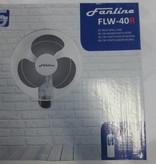 Fanline Wandventilator FLW-40R 40ch inkl. Fernbedienung