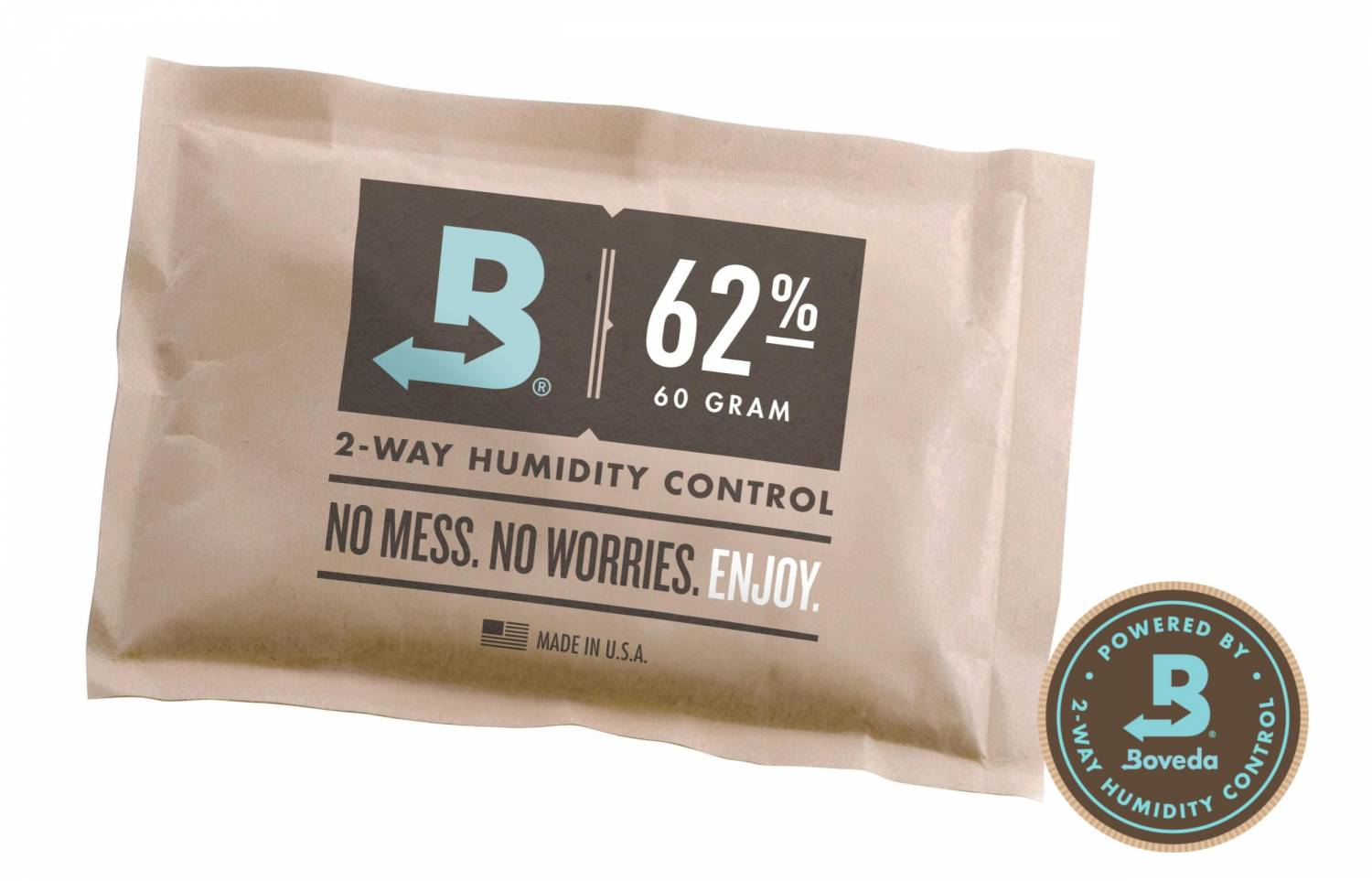 Boveda Curing Pack 62% RH
