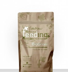 Greenhouse Feeding Greenhouse Powder-Feeding BioGrow 125g  Wachstumsdünger