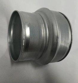 Reduzierstück aus Metall Ø 100/125mm