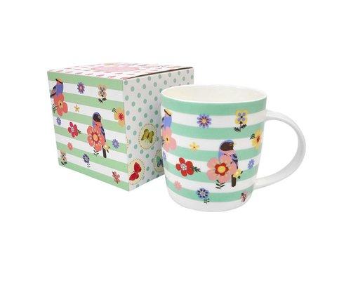 Ceramic Mug Birds