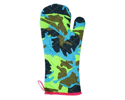 Funky Army Hot Glove - Green