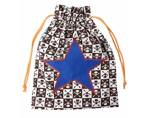 Boys Gym Bag Star - Blue Star