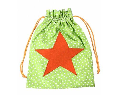 Boys Gym Bag Star - Orange Star