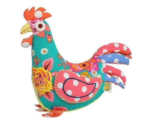 Door Stopper Rooster