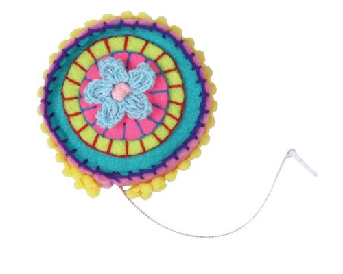 Tape Measure - Flower