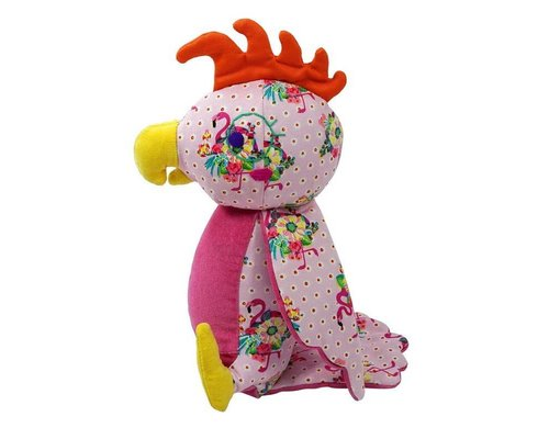 Cockatoo Soft Toy