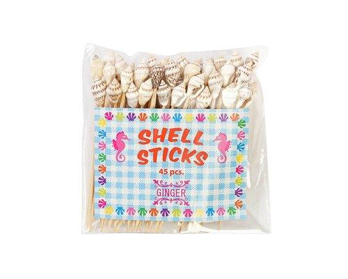 Canape Sticks Shells 45 pcs