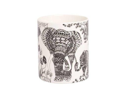 My World Too Ceramic Mug