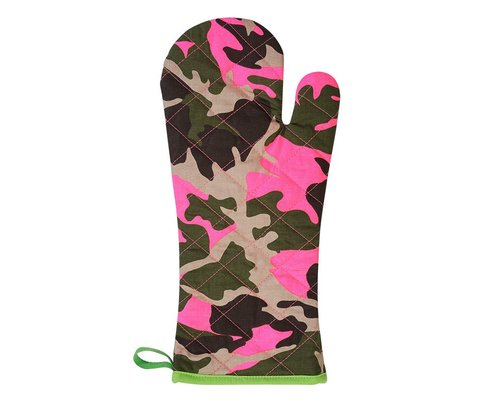 Funky Army Hot Glove - Pink
