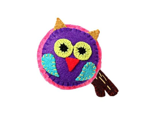 Sweet Tape measure - Owl