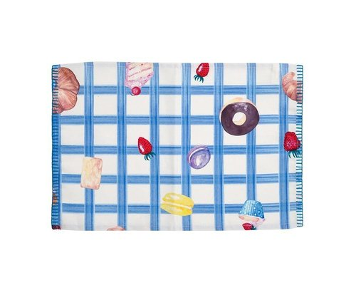 Bakery Placemat - Blue