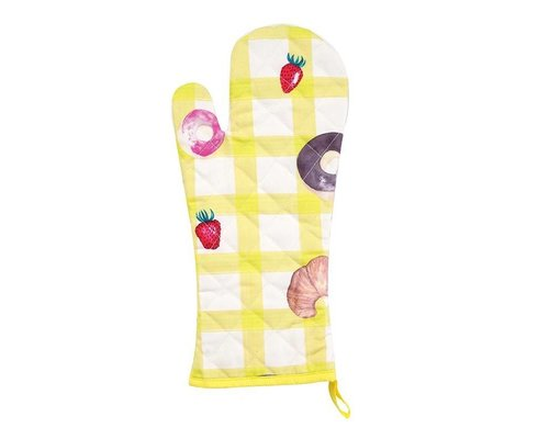 Bakery Hot Glove - Yellow
