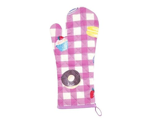 Bakery Hot Glove - Pink