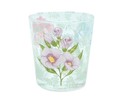 Sweet Botanical Glass