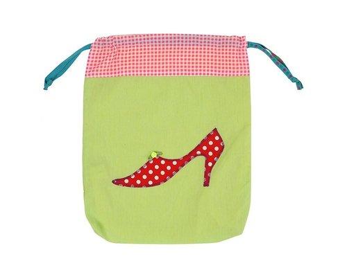 Drawstring bag - Shoe