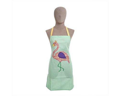 Kids Apron - Flamingo
