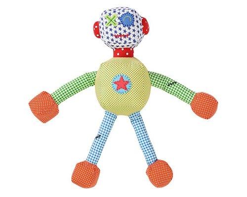 Robot Boy Soft Toy