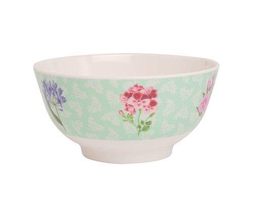 Sweet Botanical Medium Melamine Bowl